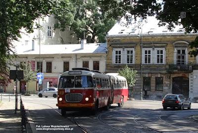 Jelcz 021, Kraków ul. Dominikańska