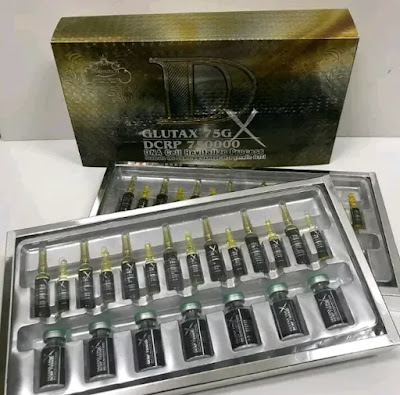 Infus Glutax 75GX DCRP 750000 Sel DNA