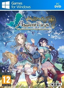Download Game Gratis Atelier Firis The Alchemist and the Mysterious Journey Full Version