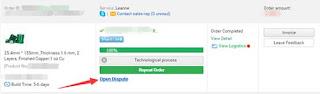 PCBWay online service