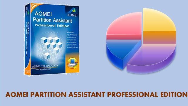 AOMEI Partition Assistant Professional Edition 8.4 – Phần mềm quản lý ổ đĩa