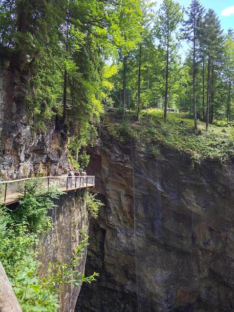 Rappenlochschlucht Staufensee Dornbirn Wandern-Vorarlberg 12