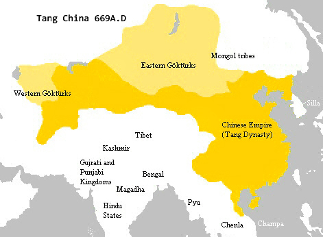 Tang military overview the tang empire sciox Choice Image