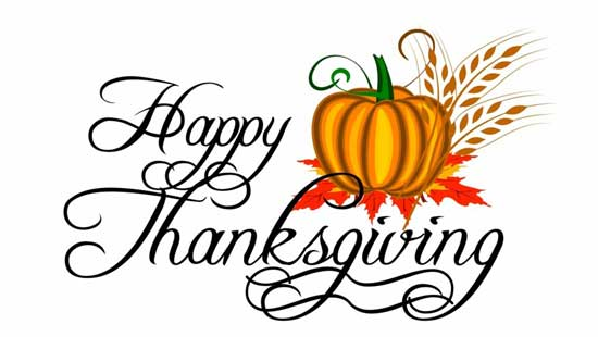 Thanksgivingday 2018 wishes for friends