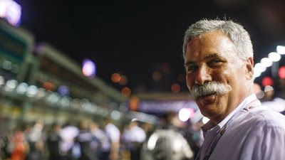 Chase Carey.