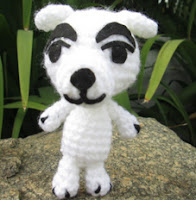 PATRON SLIDER (ANIMAL CROSSING) AMIGURUMI 1702