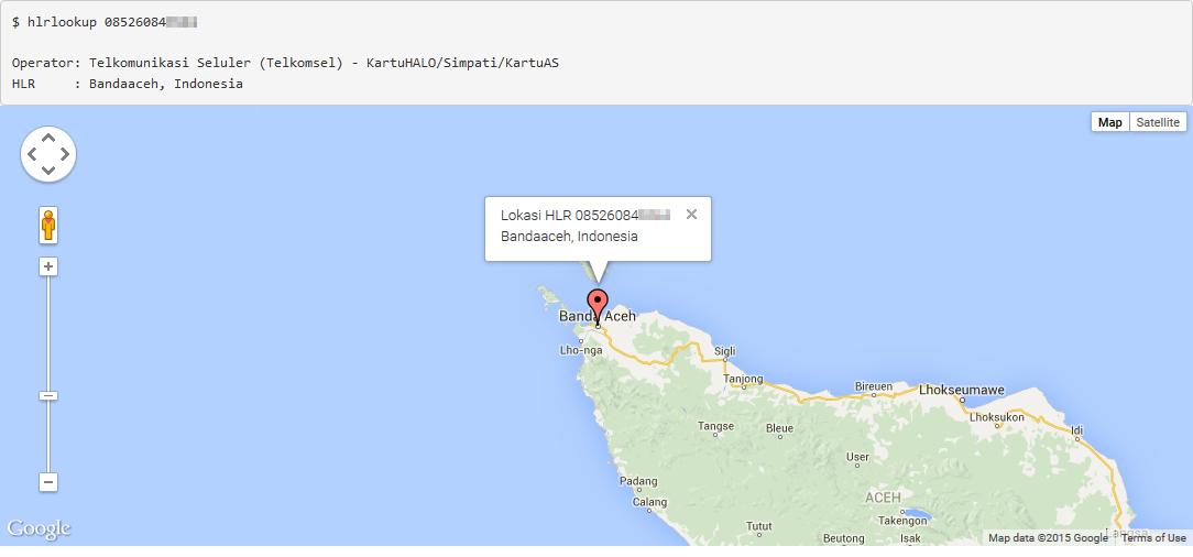 Cara Melacak Nomor Hp Di Indonesia Telkomsel Xl Indosat Dll
