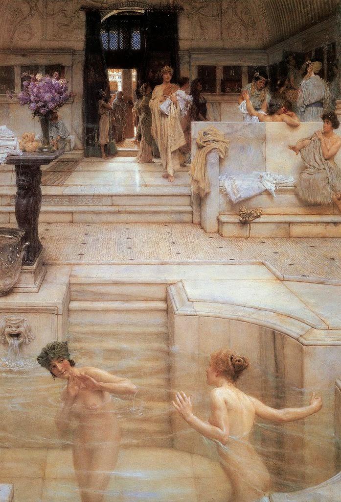 Passatempo Favorito - As mais belas pinturas de Lawrence Alma-Tadema - (Neoclassicismo)