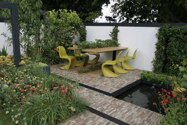 65 Design Of A Minimalist Tiny Home Front Garden