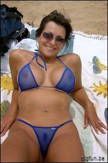 Bikinis Transparentes.. Que locura!!