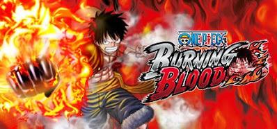 تحميل لعبة ون بيس One Piece Burning Blood للكمبيوتر