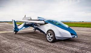 Teknologi Mobil Terbang