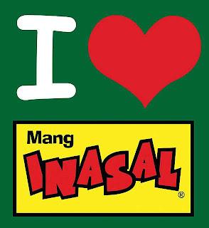 I Love Mang Inasal Poster