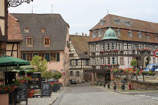 Mittelbergheim, Alsace, Birthplace of Julius Jacob Boeckel