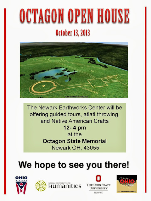 Octagon Open House 2013 Flyer