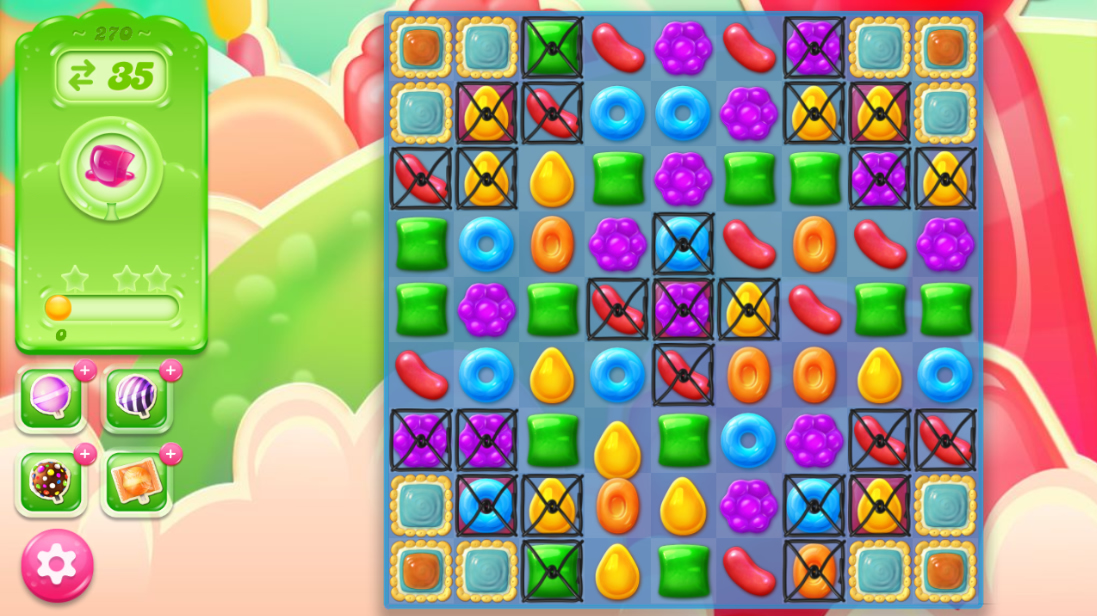 Candy Crush Jelly Saga 270