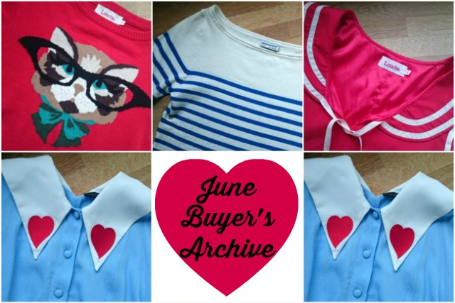 THE BUYER'S ARCHIVE :: JUNE