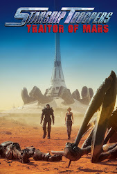 Starship Troopers: Traidor de Marte