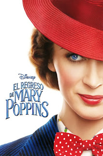 El Regreso de Mary Poppins (Audio Latino)(1080p)(2018)
