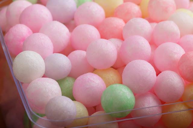 Swan鵝牌極致鵝絨日式刨冰 日式刨冰機 雪花冰機 日本匠人手製糖球 日式刨冰頂部裝飾 質地耐用度遠高於hatsuyuki 初雪-Swan-kakigori-topping-Rainbow-cookies-big