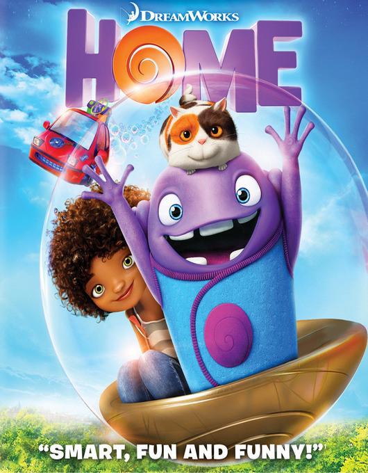 Nonton Film Home (2015)