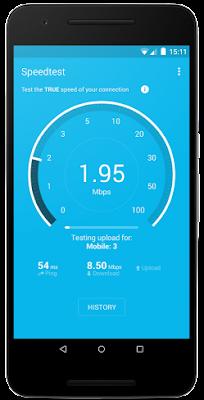 تطبيق 4G WiFi Maps & Speed Test تطبيق مدفوع للاندرويد