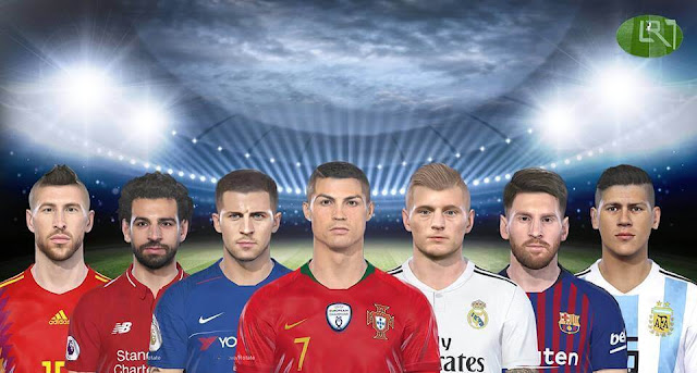 New Facepack V6 PES 2018