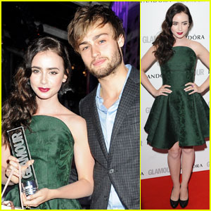 Booth Zombie Pic: Douglas Booth Girlfriend