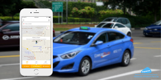 Simple Tactics You Should Follow While Developing a Taxi Booking Mobile App
