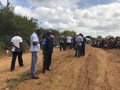 Tourist found dead in Kiembeni, Mombasa. PHOTO | FILE