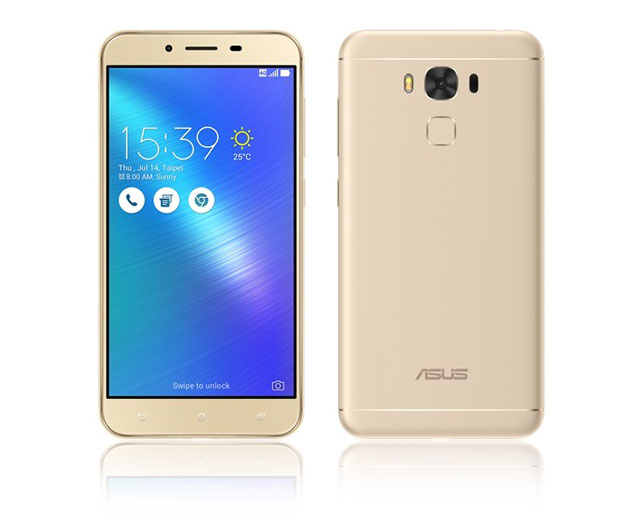 ASUS ZenFone 3 Max 55 Inch Version Officially Priced