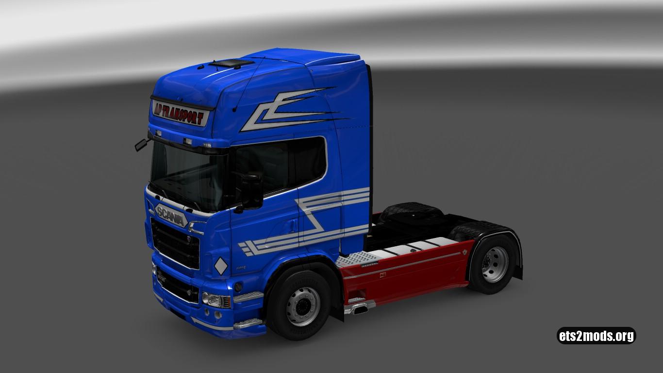 Scania RJL AP Trans Skin