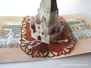 Средневековый замок