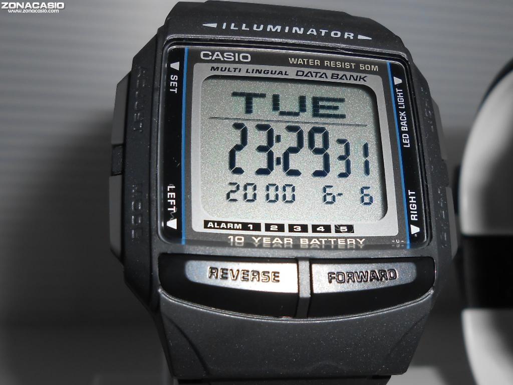 8c20e8948d15 ¿Ayuda con mi reloj CASIO