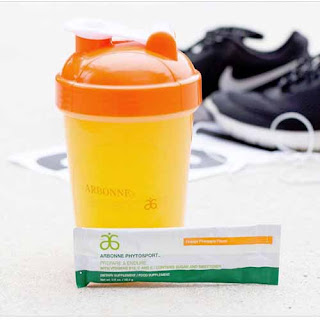 Reviewing Arbonne's Prepare & Endure by Phytosport - a vegan sports supplement