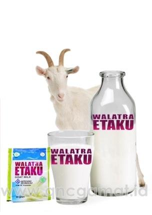 Walatra Susu Kambing Etaku Goat Milk Dengan Nano Technology