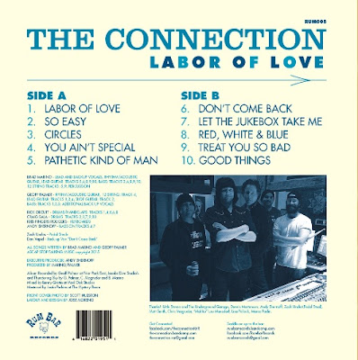 THE CONNECTION - Labor of love (2015) 3