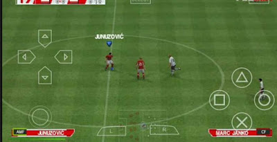 Download PES 2017 Update Transfer + Patched PSP PPSSPP