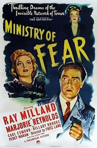 Watch Ministry of Fear Online Free in HD