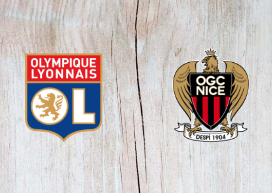 Olympique Lyonnais vs Nice - Highlights - 31 August 2018