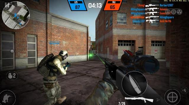 Download Bullet Force Mod Apk Data Unlimited Money