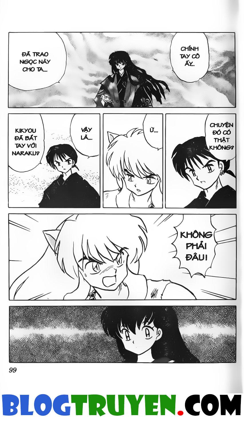 Inuyasha vol 16.6 trang 6