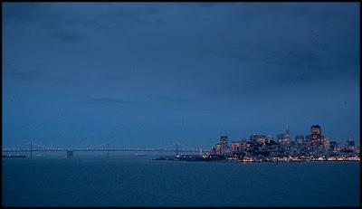 San Francisco from Alcatraz Island, from Paul Kelly on Flickr