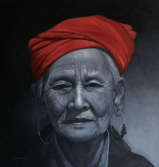 Paintings By Vu Nhu Hai