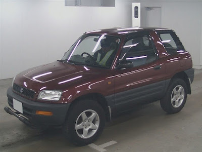 1996 Toyota RAV4 L 4WD 3door