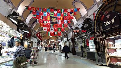 grand bazaar inside