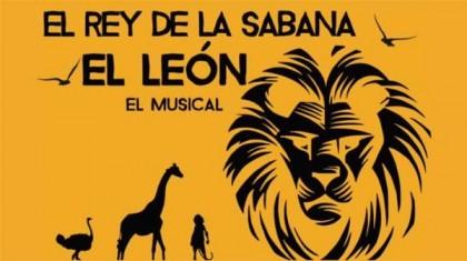 El rey de la Sabana ?El le�n? El Musical