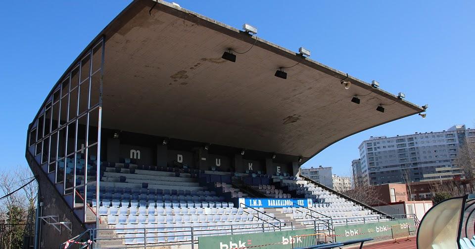 Barakaldo digital la tribuna de la ciudad deportiva ser for Puerta 8 ciudad deportiva