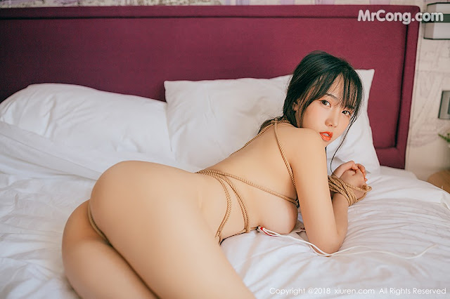 v Hot girls Sexy porn model mia (徐微微) 7