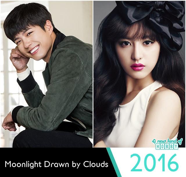 Moonlight Drawn by Clouds Upcoming Korean Drama 2016 - Park Bo-Gum